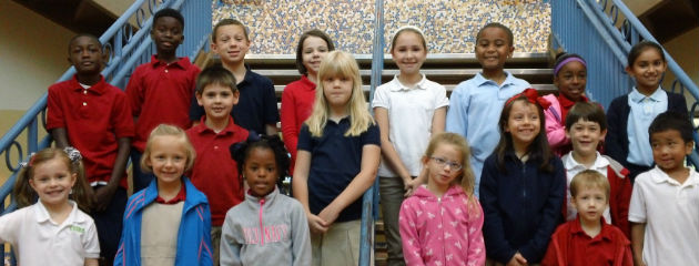 Our Fantastic Character Kids for the week of October 6th!