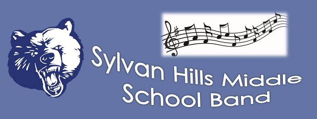 SHMS - Sylvan Hills Middle School Band