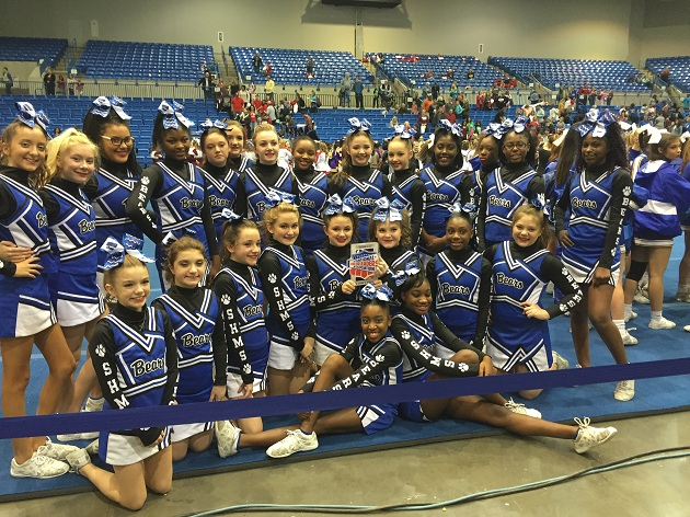 SHMS - Sylvan Hills Middle School Spirit and Dance Teams