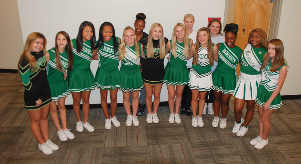 Mhs Freshman Cheer Throwback on Parent Involvement In Education